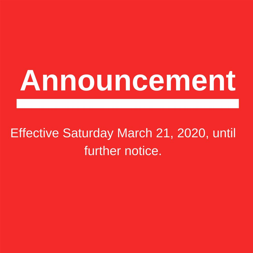 Visitor Announcement